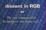 dissent in RGB