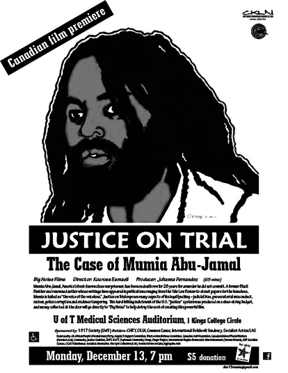 Justice on Trial - The Case of Mumia Abu-Jamal