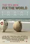 The Yesmen Fix the World (alternate poster)
