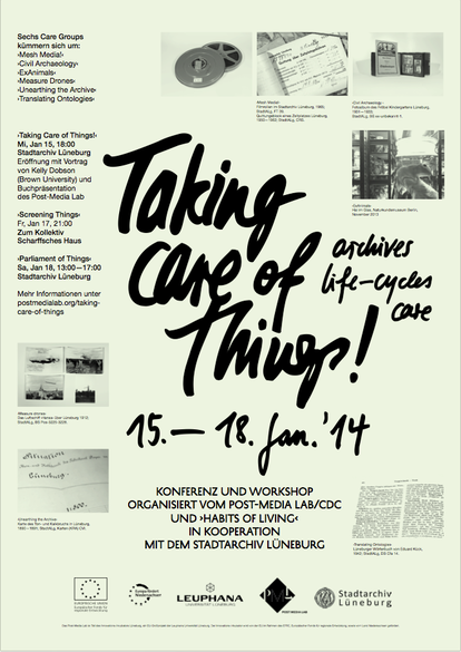 Taking Care of Things!  Archives - Life-Cycles - Care (poster)