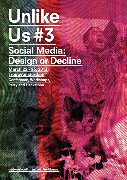 Unlike Us 3 - flyer