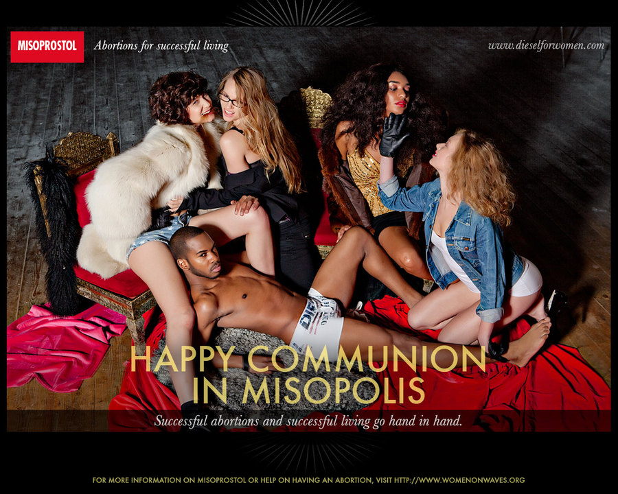 Misopolis - Happy Communion in Misopolis