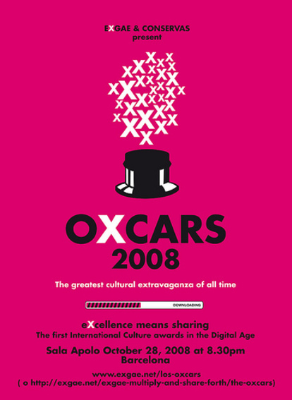 Oxcars 2008