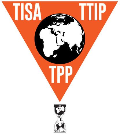 WikiLeaks releases TPP Treaty: Intellectual Property Rights Chapter