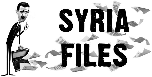 Wikileaks: The Syria Files