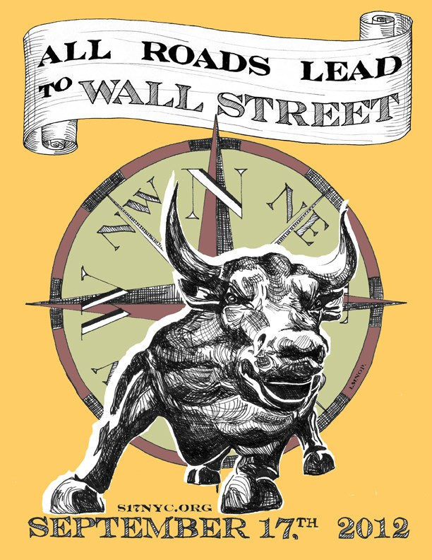 #S17NYC: All Roads Lead to Wall Street