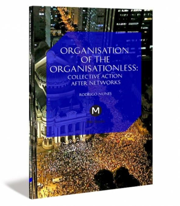 Organisation of the Organisationless (cover)