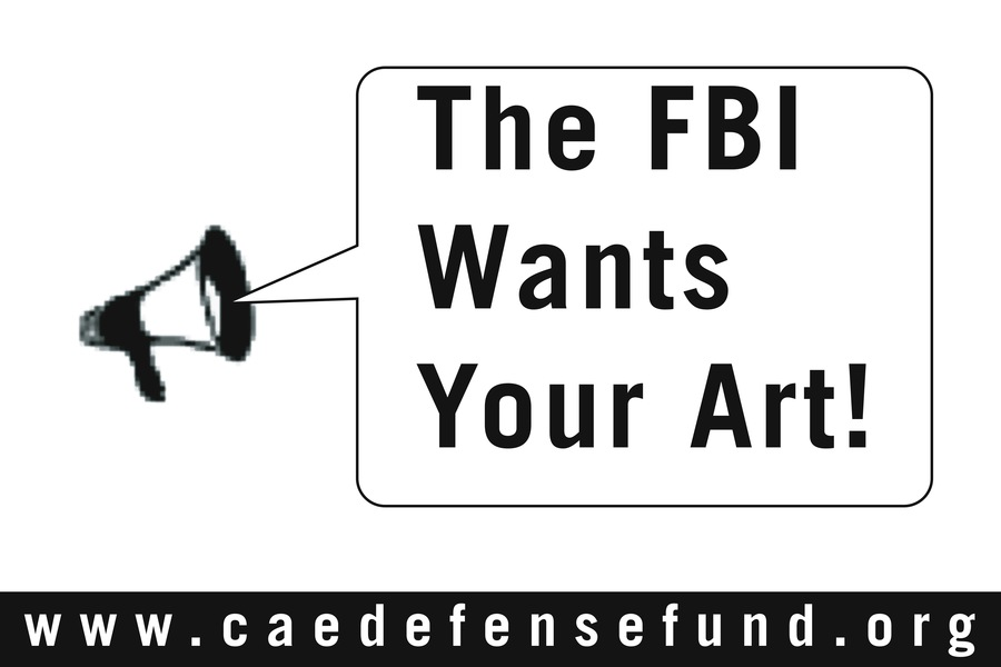 The FBI Wants Your Art!