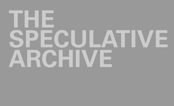 The Speculative Archive