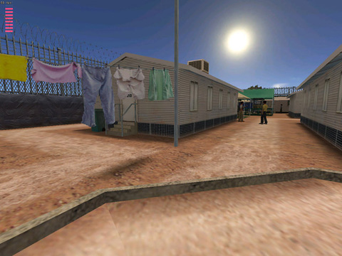 Escape from Woomera (screenshot)