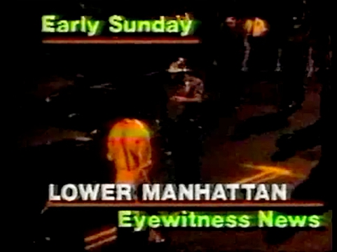 Tompkin Square, August 6, 1988 - Eyewitness News