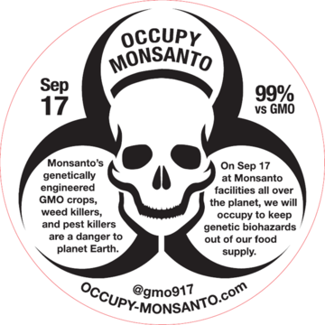 Occupy Monsanto