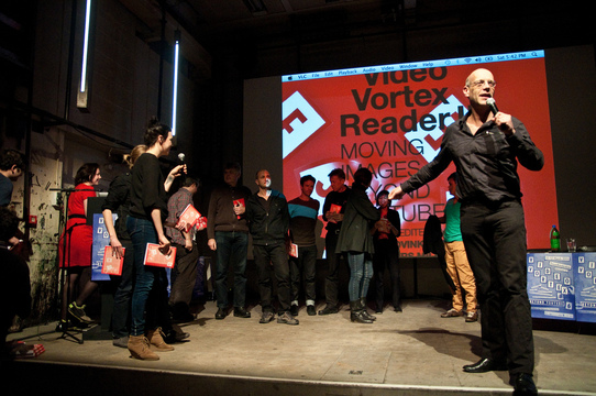 Video Vortex Reader II Launch