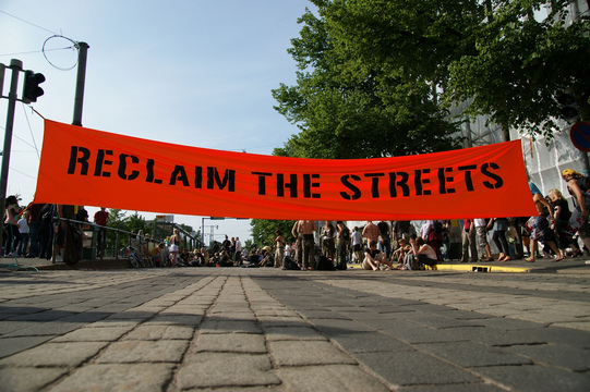 Reclaim the Streets: The Film