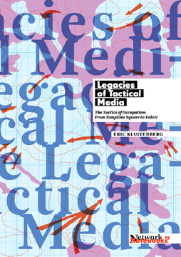 INC Network Notebooks 05: Legacies of Tactical Media (cover)