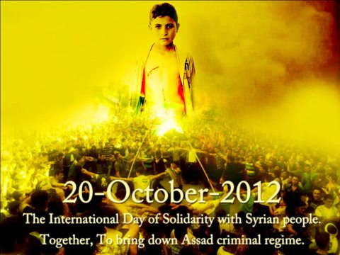 Global Day of Solidarity with Syria