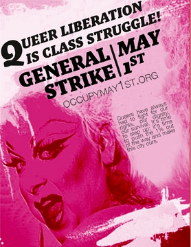 Occupy May 1 - General Strike