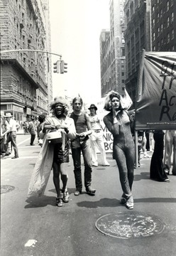 STAR - Street Transvestite/ Transgender Action Revolutionaries