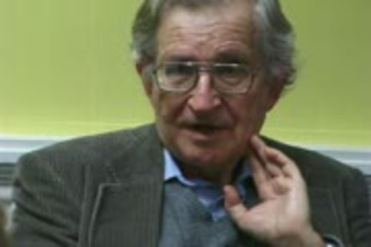 Informed Dissent: Noam Chomsky on the US presidential campaign, the Middle East an Iran and Iraq's possible response to an invasion