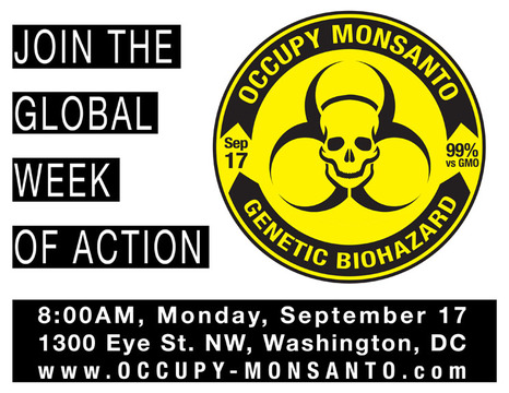 Occupy Monsanto Washington