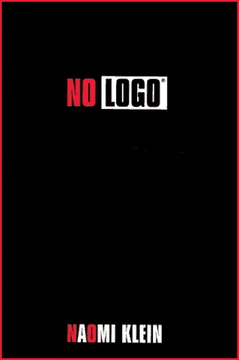 Naomi Klein's No Logo (book cover)