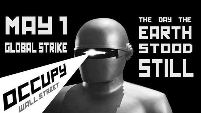 May 1: The Day the Earth Stood Still