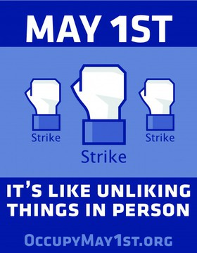 May 1st Unliking in Person!