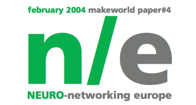 NEURO--networking europe